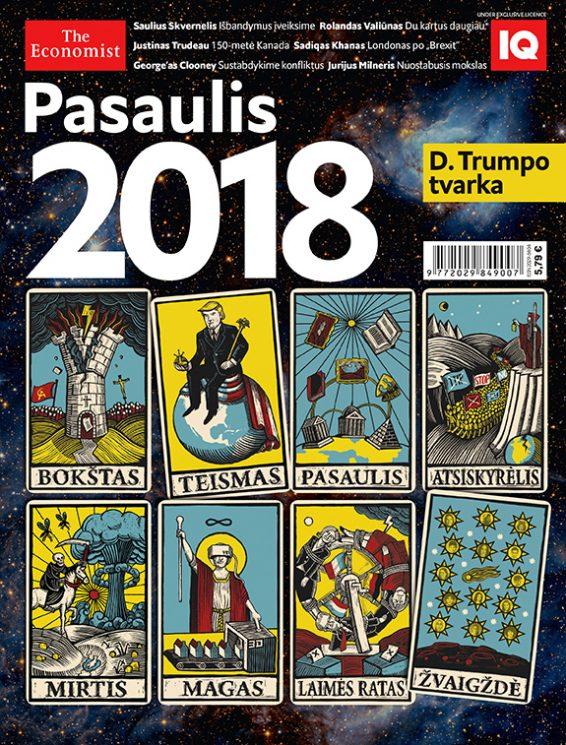 Pasaulis 2018