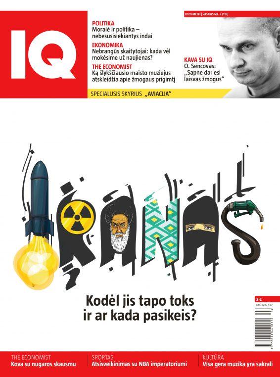 IQ Nr119_virselis press